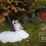 Pre-Wedding in Hobbiton Movie Set, Matamata, New Zealand